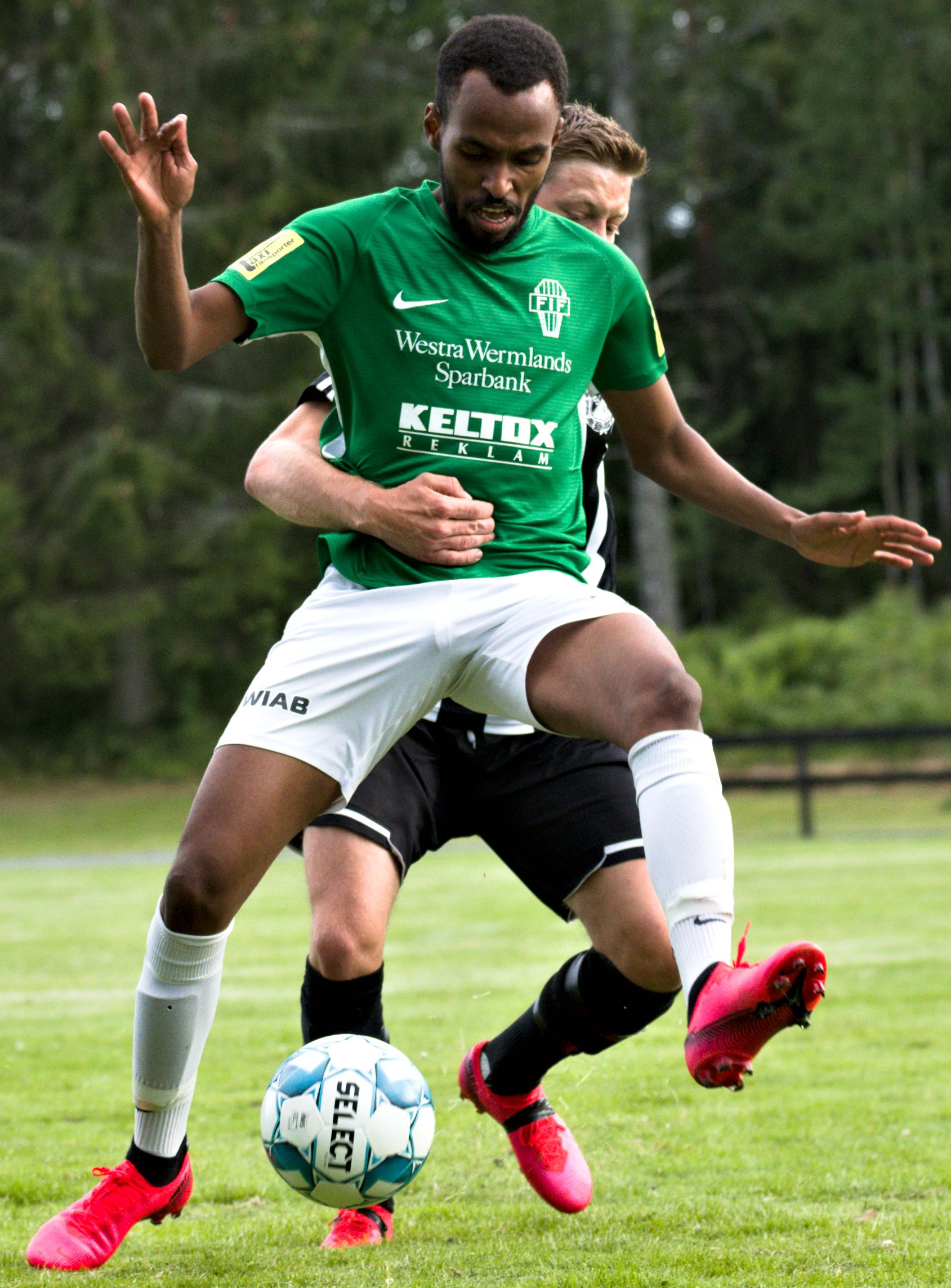 Svanskogs IF 1 – 2 Fiskevik IF