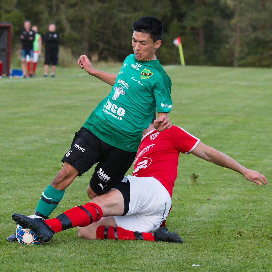 Värmlandsbro SK 1-0 Eskilsäters IF