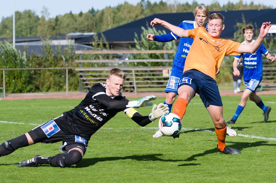 Säffle SK 2-0 Torsby IF