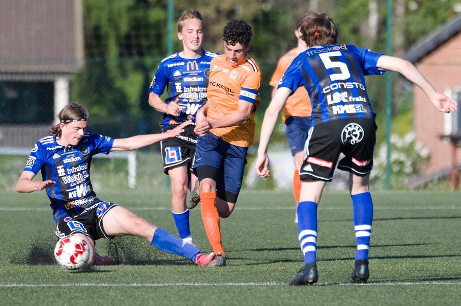Säffle SK 1 – IF Karlstad 4