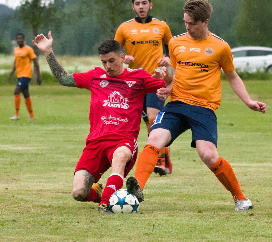 Magnskog SK 0-0 Säffle SK (Div 6)